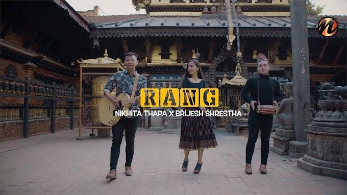 Favorite nepali songs by Nikhita Thapa