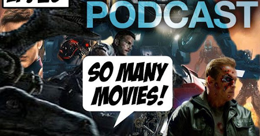 So Many Movies! - RPP Episode 25 - Rogue Planet