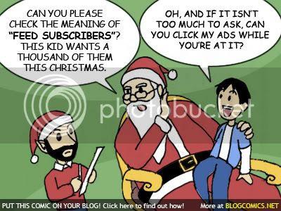 A Blogger's Christmas Wish