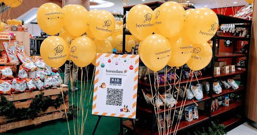 Experience Christmas Shopping With An Online Concierge Service With honestbee Malaysia