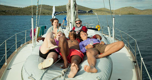 Naleia Yachting - Flotilla Sailing Holidays with People Who Love Life