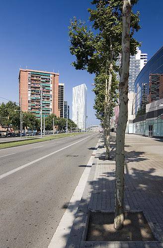 Diagonal Zero Zero Building, Barcelona, Spain