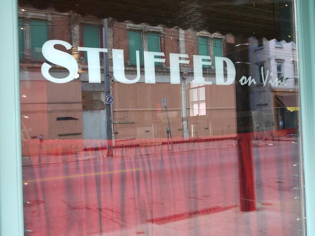 Stuffed on Vine