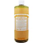 Dr. Bronners 18in1 Hemp Pure Castile Liquid Soap Citrus Orange 32 fl oz