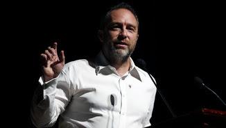 El creador de la Viquipèdia, Jimmy Wales (Reuters)