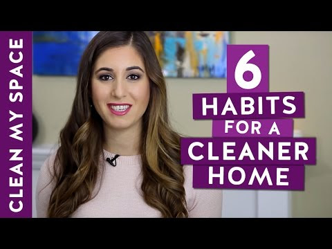 6 Simple Habits for keeping your Home Clean in Birmingham, AL