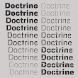 [New Font Release] Doctrine, the san serif that was used for the new David Bowie album cover, became ...