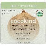 Cocokind Face Moisturizer, Organic, Matcha - 2 oz