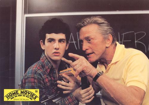 Denis and The Maestro (Kirk Douglas)