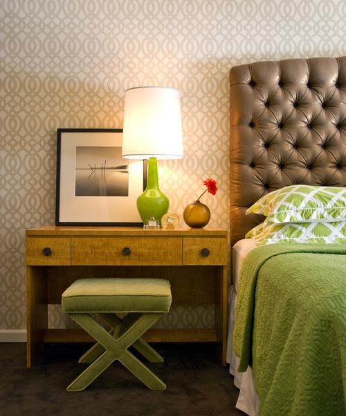 Upper East Side contemporary bedroom