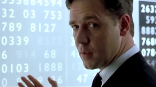 Official Trailer from A Beautiful Mind (2001)