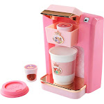 Disney - Princess Style Collection Play Gourmet Coffee Maker
