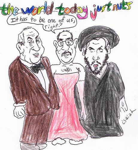 Iraq's Got Tyrants