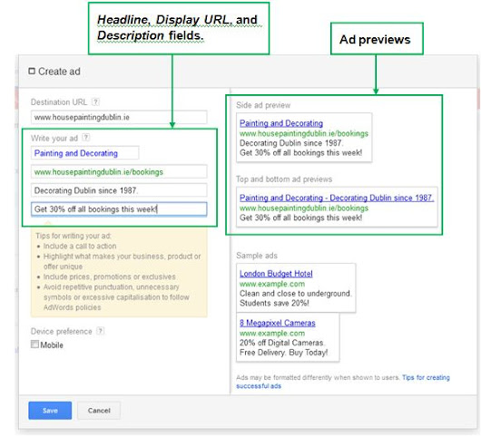 Tutorial: How to create Google Ads