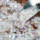 Factory Direct Craft Iridescent Artificial Snow, 2 Ounces, White, Craft Supplies