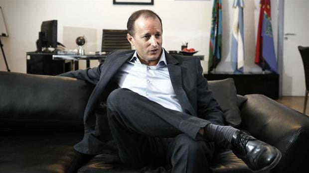 """Martín Insaurralde: """"La Salada no tiene nada de kirchnerista"""""""