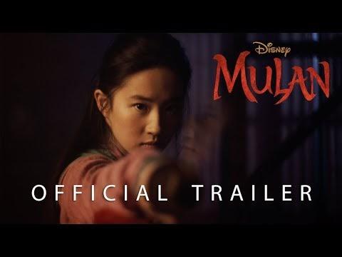 Disney's Mulan Trailer