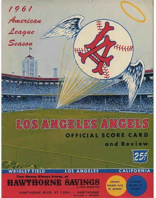 On This Day in Baseball History April 27, 1961: The Los Angeles Angels would play their first home game...