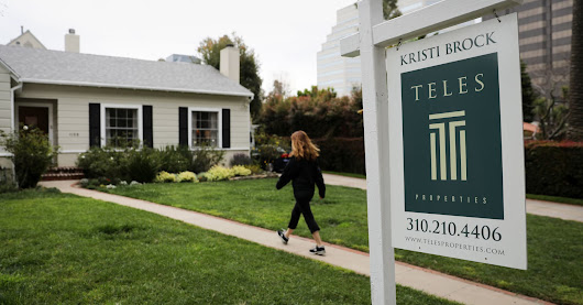 Spring hits the housing market as weekly mortgage applications rise 4.9 percent