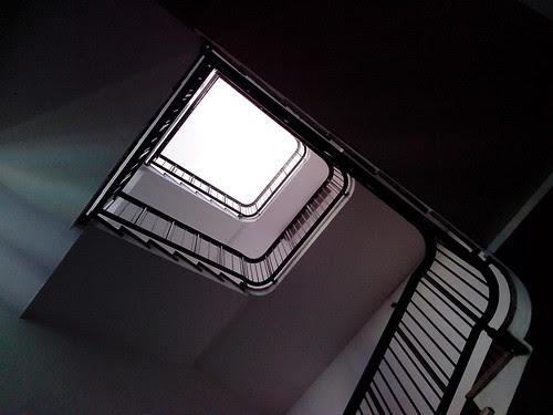 Sotto il labirinto delle scale by Ylbert Durishti