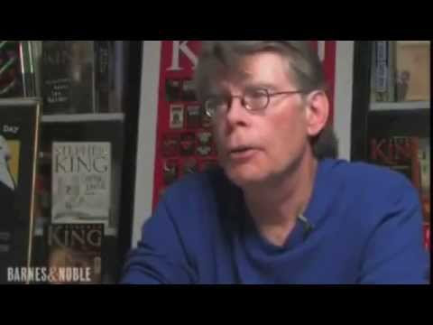 Exclusive Stephen King Interview - Entrevista exclusiva de Stephen King