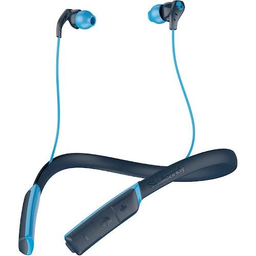 Skullcandy - Method Wireless Earbud Headphones - blue/navy