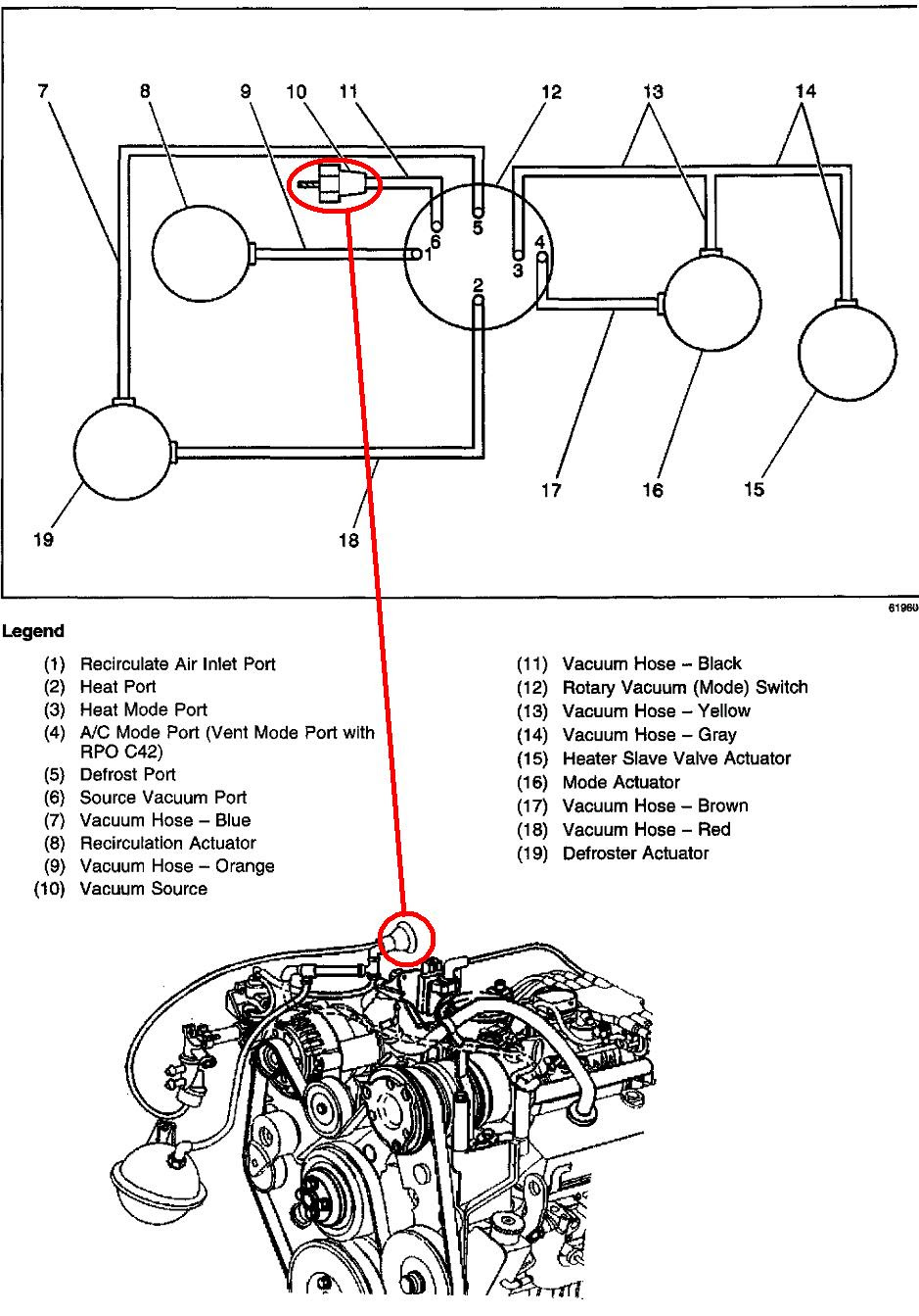 29 Chevy Astro Vacuum Line Diagram