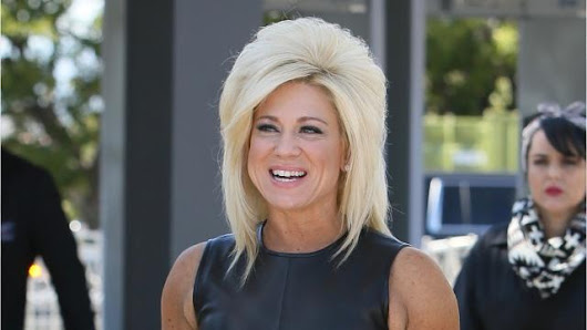Long Island Medium Theresa Caputo files for divorce from husband Larry