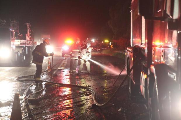 Identificadas cinco vítimas fatais da mesma família de acidente na BR-386 Ricardo Duarte/Agencia RBS