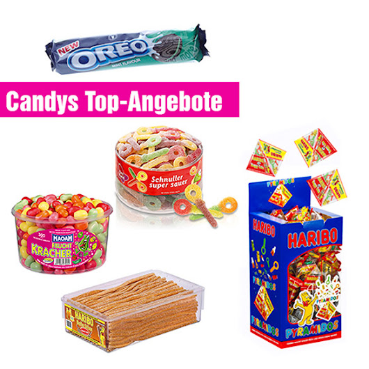 Candys Top-Angebote im August