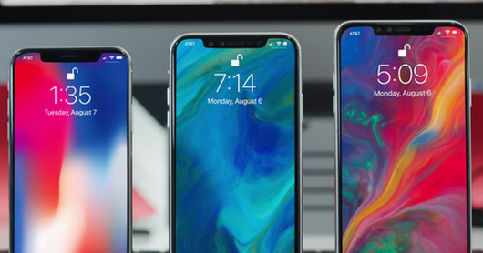 Apple's New iPhones Exposed In Video Leak