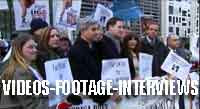 videos interviews and footage of Janis Sharp mother of Gary McKinnon