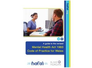 Hafal publishes new easy reference guide to the Mental ...