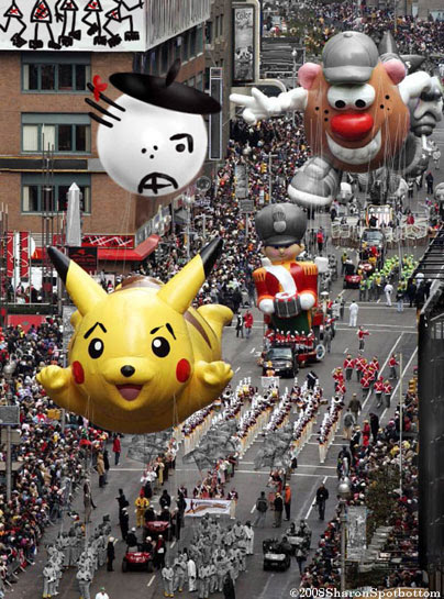Sharon's Thanksgiving Day Parade