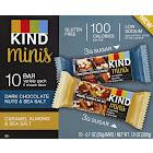 Kind Mini Bars, Variety Pack - 10 pack, 7 oz box