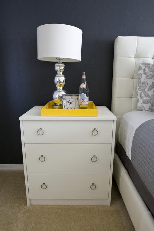 Michelles Master Bedroom. eclectic bedroom