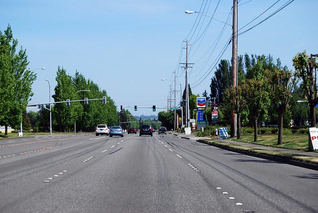 SR 181 in Kent