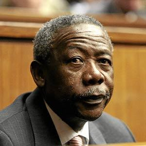 Former National Police Commissioner and head of Interpol, Jackie Selebi, is saying that his prosecution was the result of a scorpion conspiracy. He faces 15 years in prison for corruption. by Pan-African News Wire File Photos