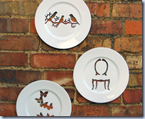 Silhuette Wall Plate