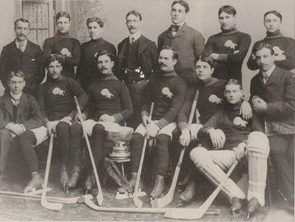 1901 Winnipeg Victorias team, 1901 Winnipeg Victorias team