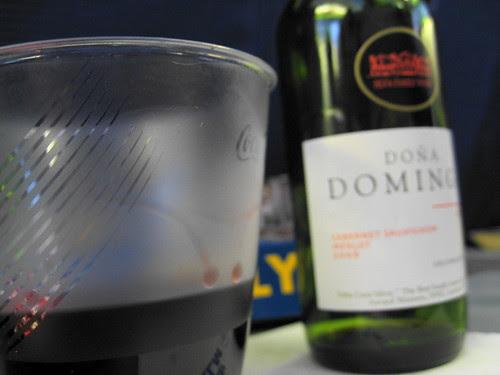 Wine / KLM by Σταύρος, on Flickr