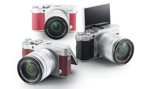 Just in from Fujifilm.
