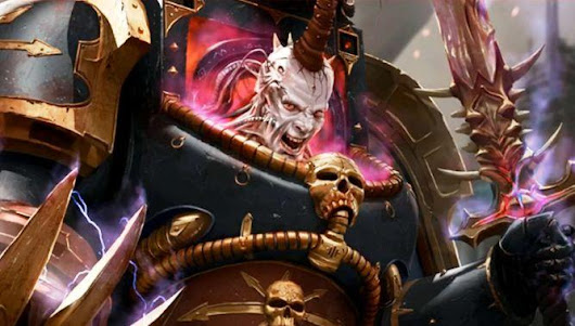 GW Announces Chaos Space Marines Return in 80 Days! - Spikey Bits
