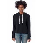 Alternative 8628F Ladies' Day Off Hoodie True Black