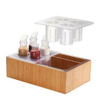 Cal Mil 3300-SET Dressing Bottle Set