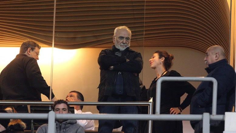 File Photo: Ο επιχειρηματίας και  μεγαλομέτοχος της ΠΑΕ ΠΑΟΚ Ιβάν Σαββίδης.ΑΠΕ ΜΠΕ, PIXEL, ΜΠΑΡΜΠΑΡΟΥΣΗΣ ΣΩΤΗΡΗΣ