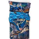 Warner Brothers Toddler 4-Pieces Batman Bedding Set - Blue Warner Bros