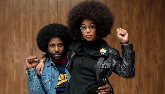 John David Washington und Adam Driver in Spike Lees Mischung aus Satire, Komödie und Thriller Blackkklansman | pressplay
