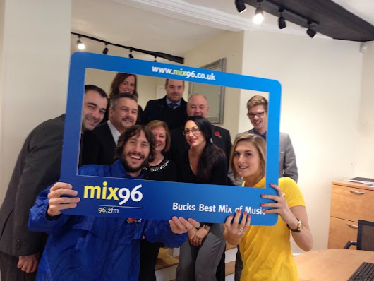 "Mix96 on Twitter: ""The Williams Property team have been so generous today & we're very impressed by their Movember efforts! """