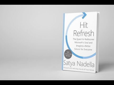 Hit Refresh | Satya Nadela Interaction with students, academia, startups and community influencers.